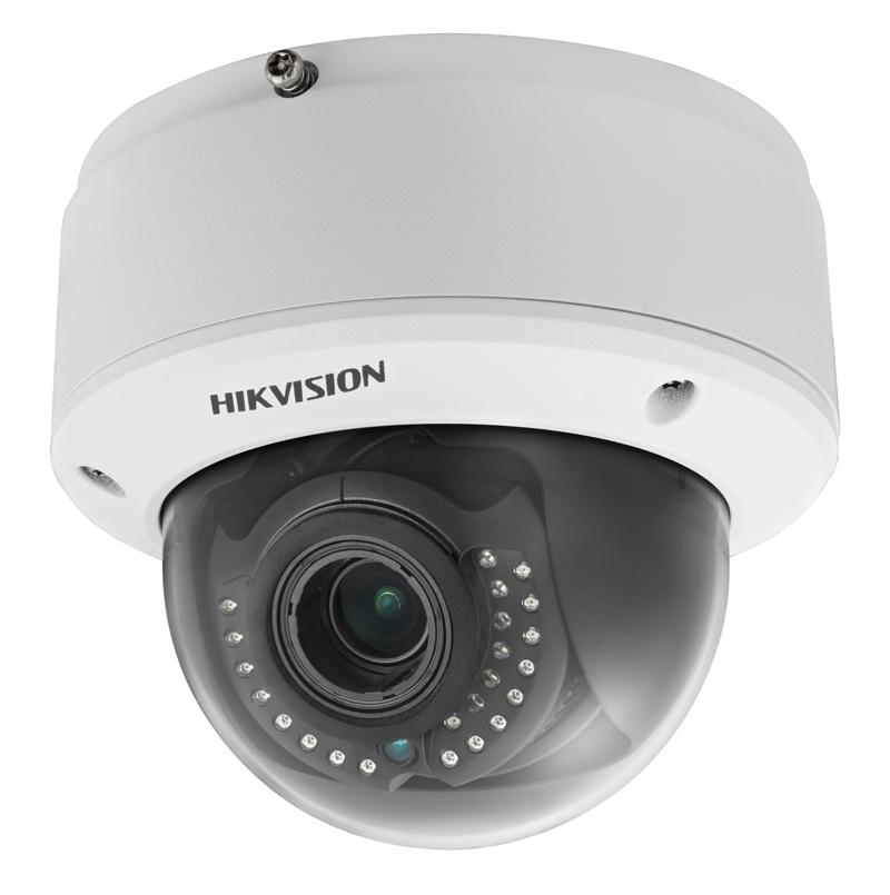 Hikvision overvågning fra Harder El & Sikring